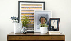 3 Tips for Creating Art Vignettes