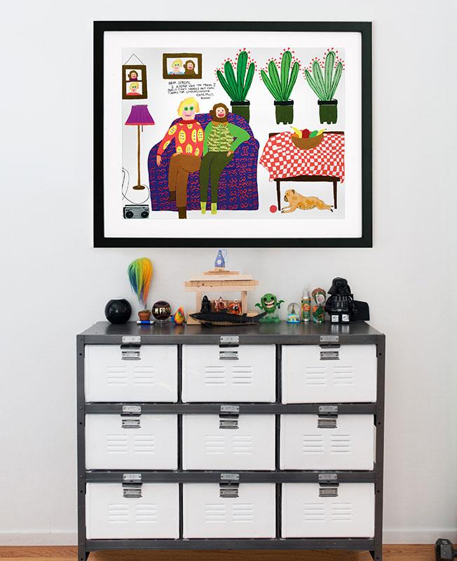 Shop by Room: Kid's Room art