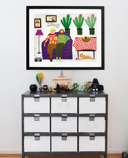 Shop by Room: Kid's Room art