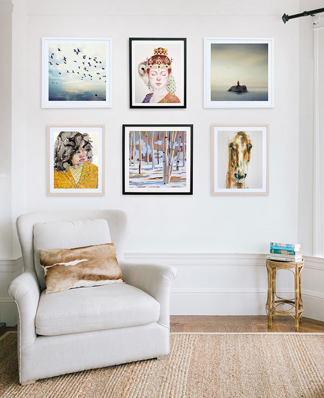 Shop by Room: Gallery Wall art