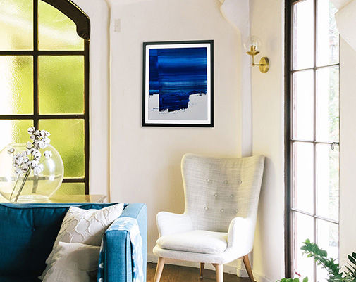 Shop by Room: Living Room art