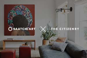 Saatchi Art x The Citizenry